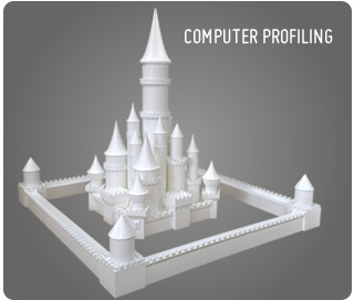 Computer Profiling : Polystyrene and Foam